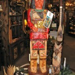 Gallagher 4ft Cigar Indian